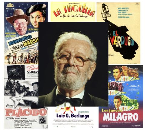 EL CINE DE LUIS. G. BERLANGA