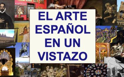 LA HISTORIA DEL ARTE ESPAÑOL